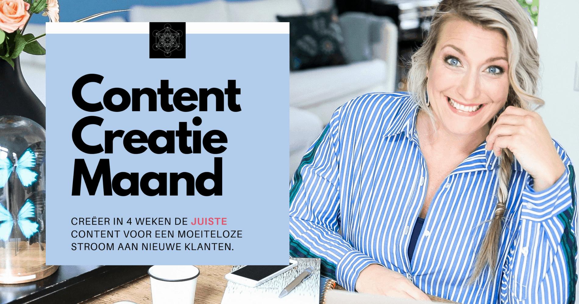 Content_Creatie_Maand